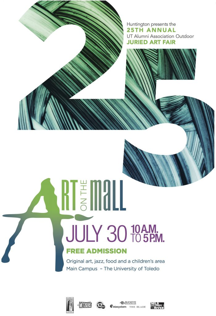 Art on the Mall Poster